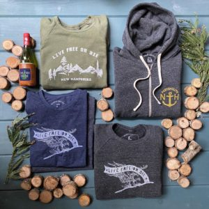 Portsmouth Apparel Sault New England