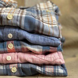 Plaid Shirts Sault New England