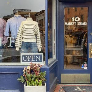 Sault New England Portsmouth Shopping