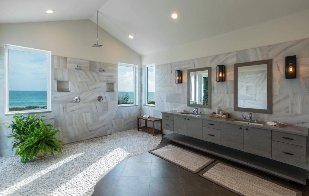 Coastal Living Bathroom