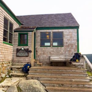 Greenleaf Hut NH