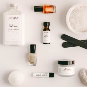 Janegee All Natural Skin Products