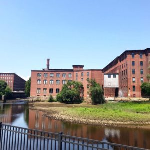 Mill Building Dover New Hampshire