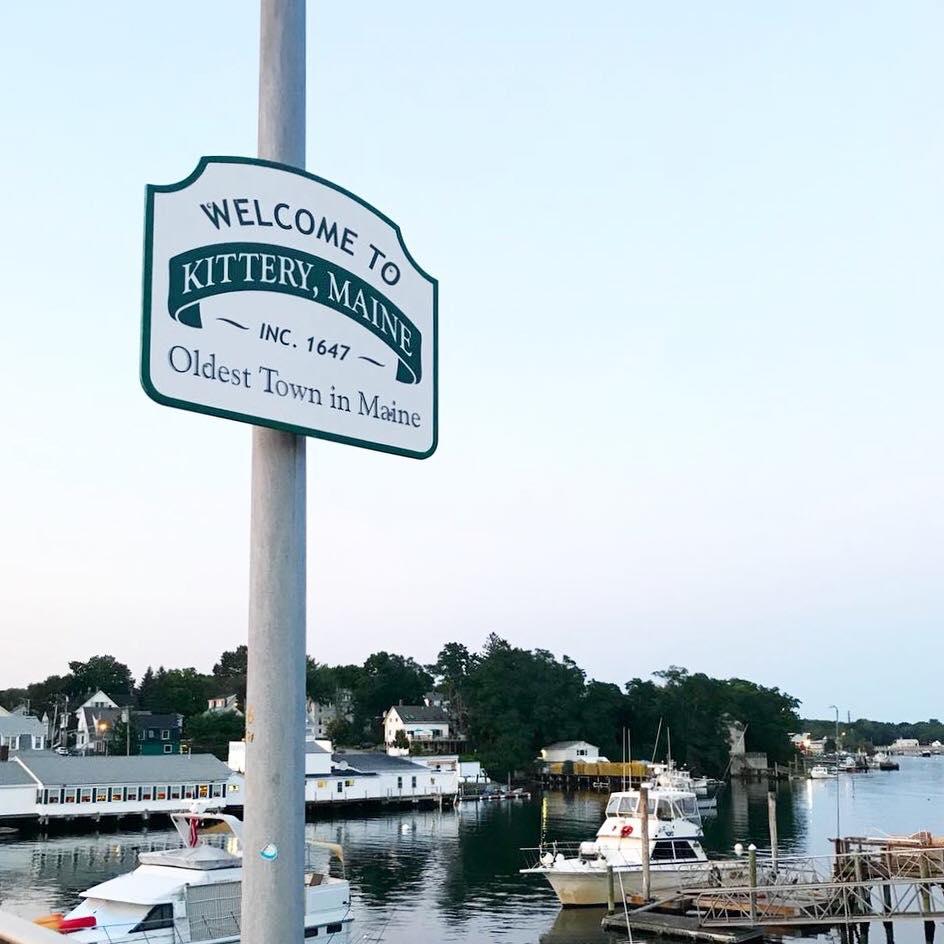 Bridge Kittery Maine