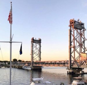 Memorial Bridge Portsmouth NH