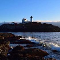 THE INSIDE SKINNY ON    The Nubble Lighthouse! - Seacoast Lately
