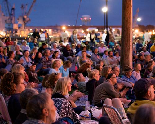 prescott park arts festival portsmouth nh