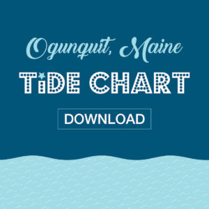 ogunquit maine tide chart