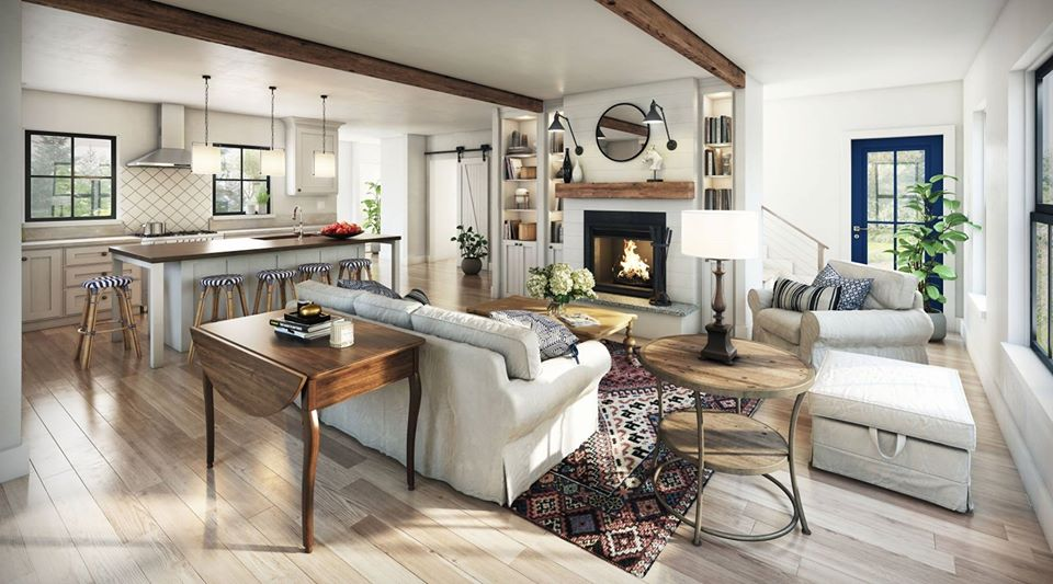 Profile Homes Rendering Portsmouth NH