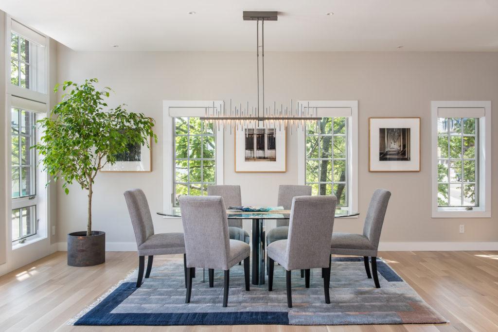 SOMMA Studios Dining Room Design