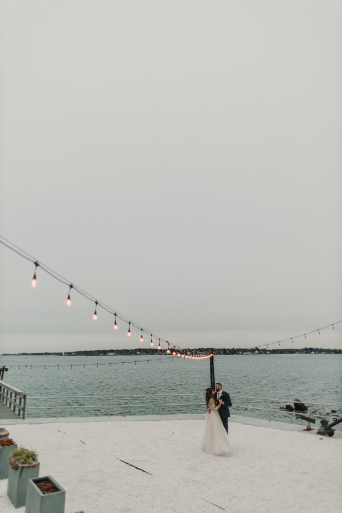 Seacoast Wedding | Pepperrell Cove