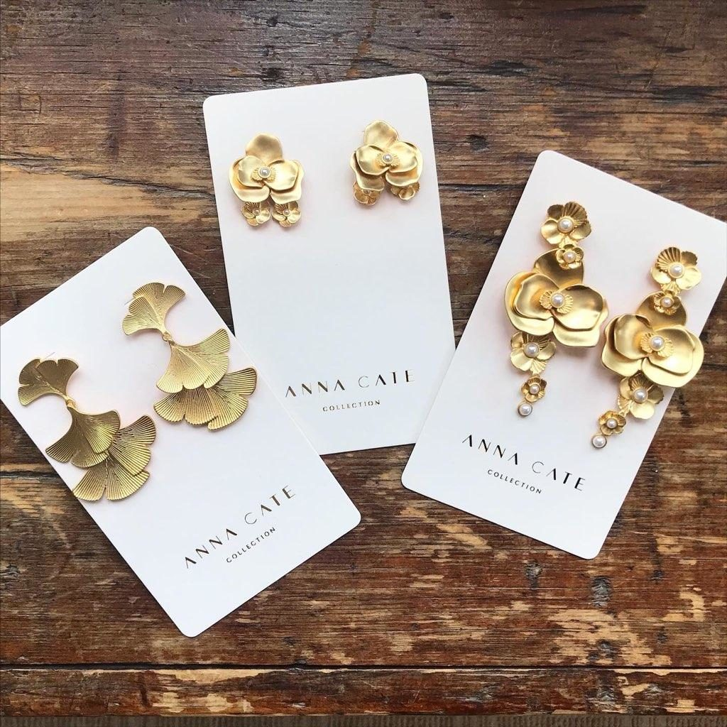 Anna Cate Earrings Birch Portsmouth