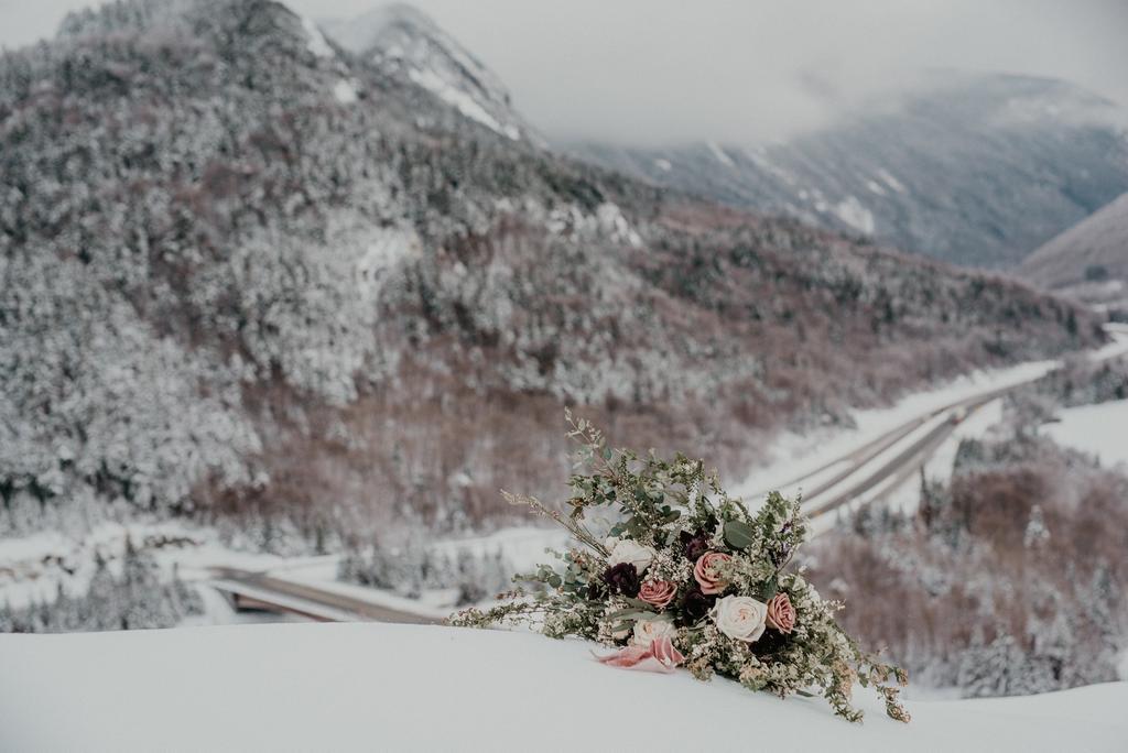 White Mountains Wedding