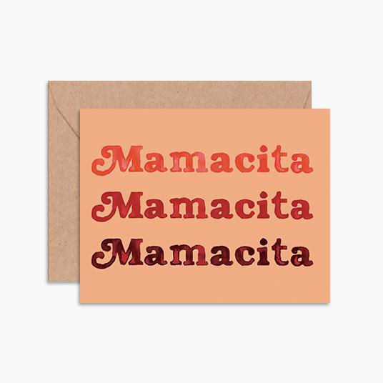 Mamacita Mother's Day Card