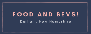 Restaurants + Dining Durham, New Hampshire
