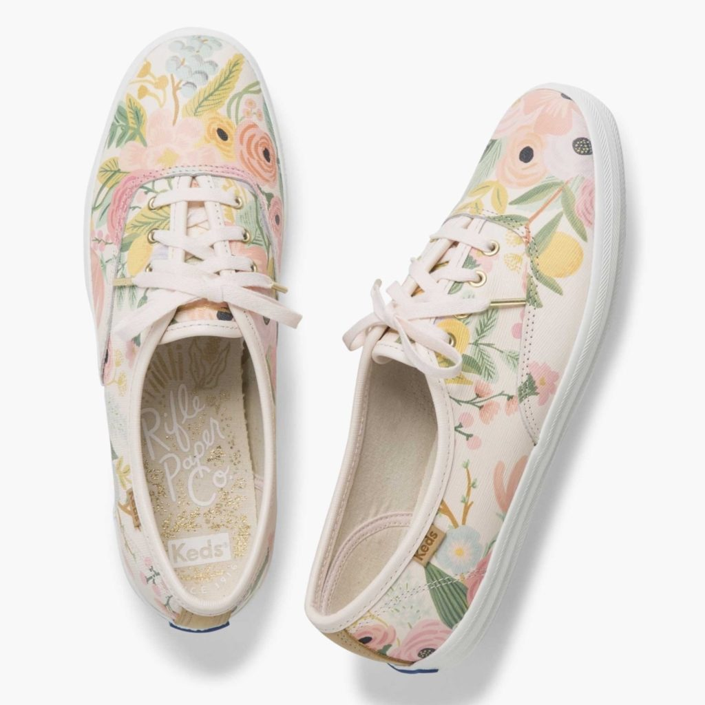 Rifle Paper Keds Sneakers | Daytrip Society