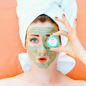 At Home Facial with Janegee