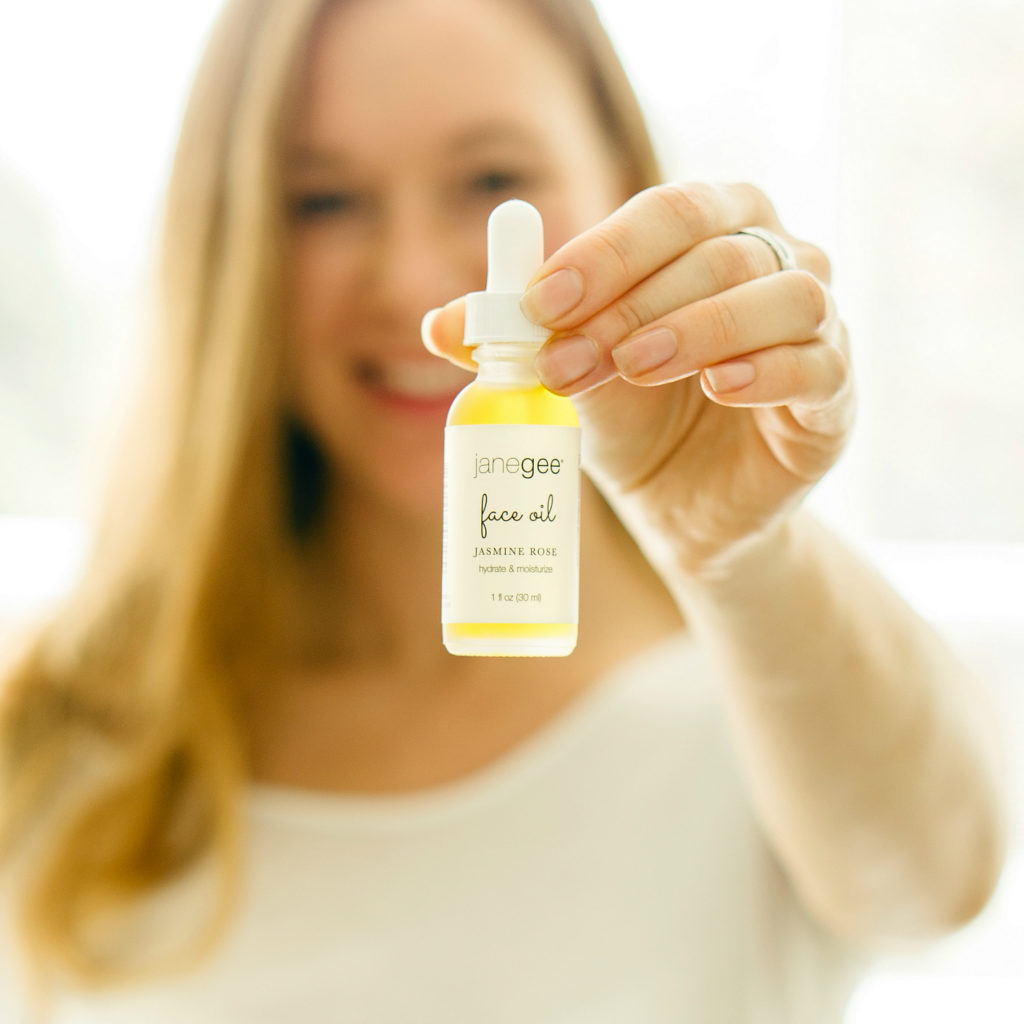janegee Facial Oil