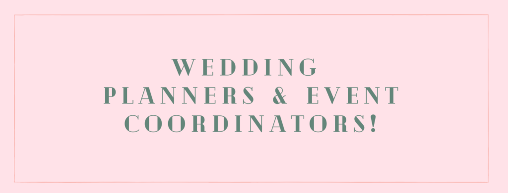 Seacoast Wedding Planners