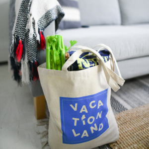 VACATIONLAND TOTE